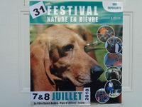 Festival Nature en Bievre à La Côte Saint André (38) les 7 et 8 juillet 2018