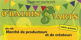 Festival O'Balbin's art 2018 à Balbins(38) le 25 août