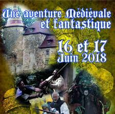 Médiévales de Saint Victor de Cessieu (38) les 16 et 17 juin 2018